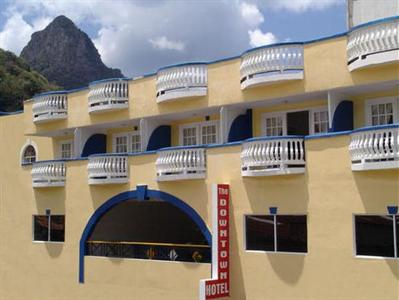 The Downtown Hotel Soufriere