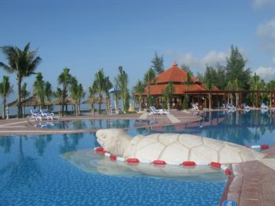 The Ho Coc Beach Resort