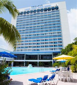 The Jamaica Pegasus Hotel