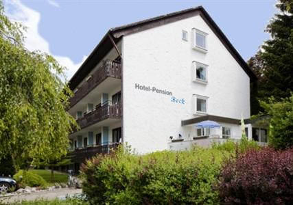 Tiptop Hotel Pension Beck Bad Waldsee