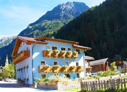 Tirolerhof Apartments Kaunertal