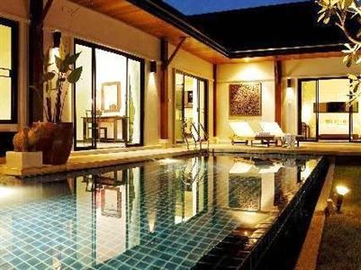 Two Villas Holiday Oriental Style at Naiharn Beach Phuket