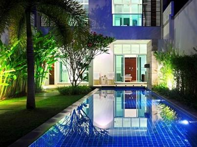 Two Villas Holiday Oxygen Naiharn Beach Phuket