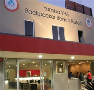 Yamba YHA Backpackers Beach Resort