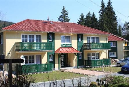 Zum Wildbach Apartments Schierke
